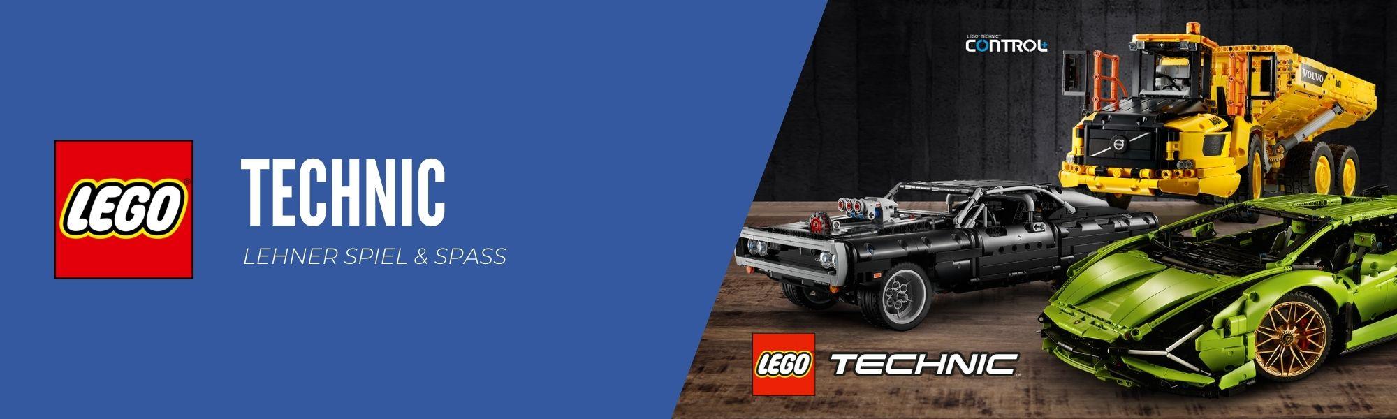 Lego Technic (1)